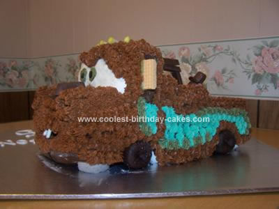 Coolest Mater Cake 16