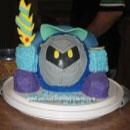 Kirby Birthday Cakes