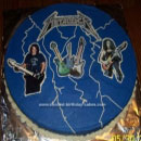 Metallica Birthday Cakes