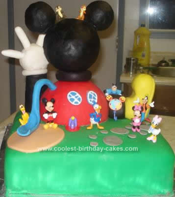 Elmo Cake Designs Birthday Party Ideas