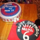 Minute to Win It Birthday Cakes