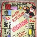 Monopoly Birthday Cakes