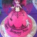 Monster High Birthday Cakes