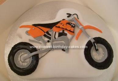 Bicycle Cake Tin