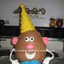 Mr Potato Head Birthday Cakes
