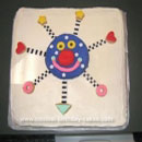 Mr Whoozit Birthday Cakes