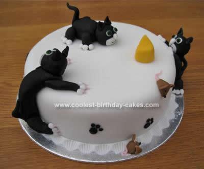 Cat Cakes 1