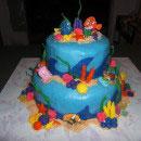 Finding Nemo Birthday Cakes