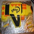 Nerf Gun Birthday Cakes