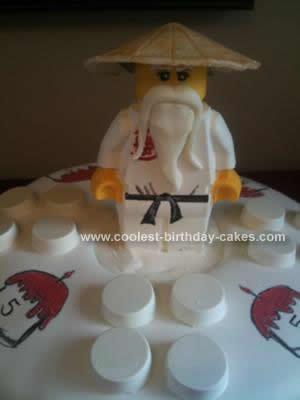 Wu Lego Ninjago Cake Ideas And Designs