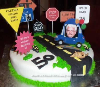 50th Birthday Cakes4 Jpgviews6212size