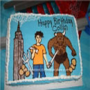 Percy Jackson Birthday Cakes