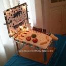 Pinball Birthday Cakes