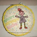 Pinky Dinky Doo Birthday Cakes
