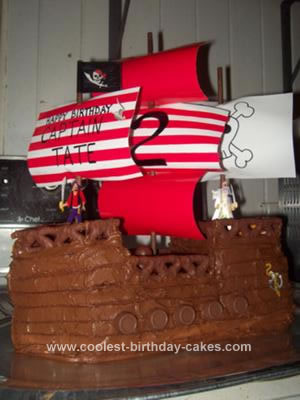 Birthday Cake Ideas For Boys. Kids Birthday Cake 134