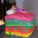 Princess and the Pea Birthday Cakes