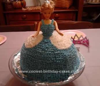 Homemade Princess Cake