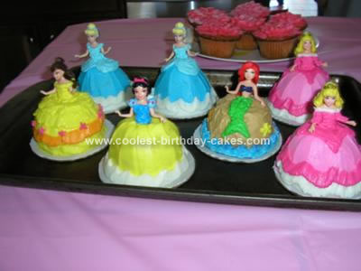 Coolest Princess Cupcakes 265