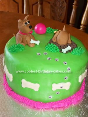 Dog Birthday Cakes