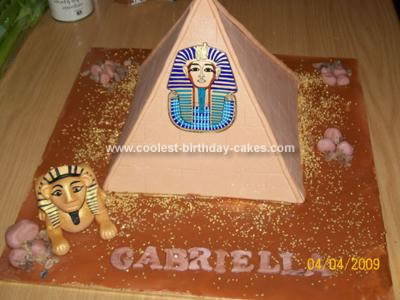 Egypt Birthday Cakes http://asami.pl/egypt-birthday-cakes