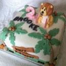 Raa Raa the Noisy Lion Birthday Cakes