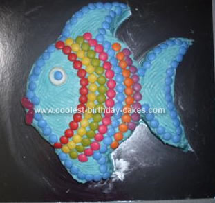 Fishing Birthday Cakes Ideas