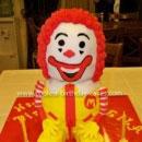 McDonalds Characters Birthday Cakes