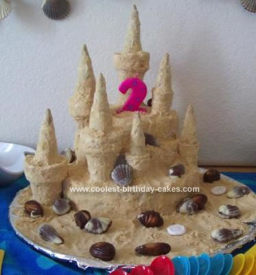 Coolest Sandcastle Birthday Cake 8. by Ericka (Pueblo West)