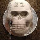 Skulls Halloween Cake Ideas