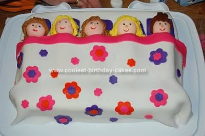 Birthday Cakes Ideas on Coolest Slumber Party Birthday Cake 21
