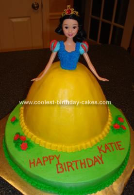 how to make a barbie doll extended leg cake