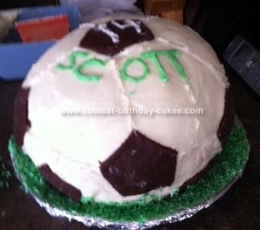 14th birthday cake. Ball 14th Birthday Cake