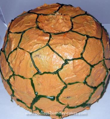 Cool Birthday Cakes on Coolest Soccer Ball Cakes 71