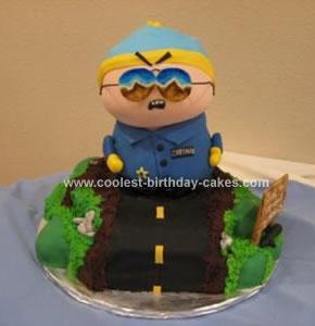 Coolest South Park Cake 4