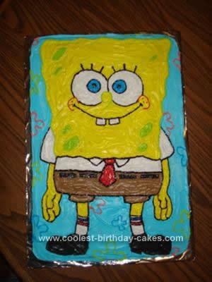Spongebob Cakes 18