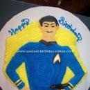 Star Trek Birthday Cakes