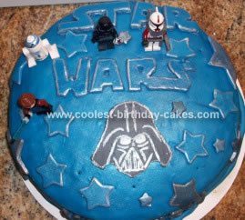 Star Wars Birthday Cake on Coolest Star Wars Birthday Cake 16