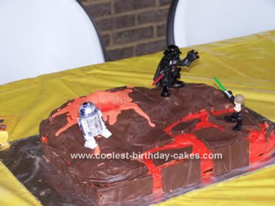 Star Wars Birthday Cake on Coolest Star Wars Cake 4
