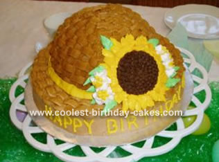 Straw Hat Cake