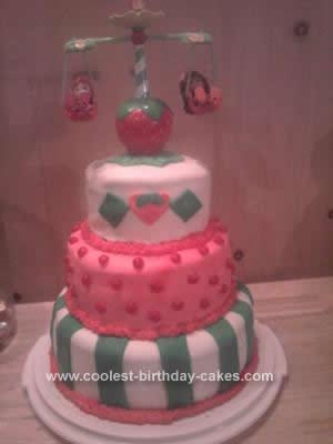 Strawberry Shortcake Cake Contest Games