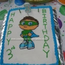 Super Why Birthday Cakes