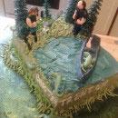 Swamp People Birthday Cakes