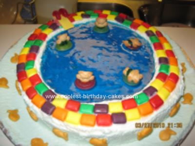 Birthday Cakes Houston on Coolest Swimming Pool Birthday Cake 49