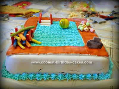 Coolest Swimming Pool Cake 60 - Swimming Pool Cake Ideas