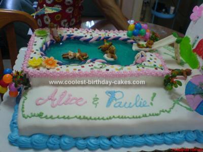 Pool Cakes 2