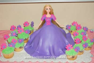 Tangled Birthday Cake on Coolest Tangled Birthday Cake 23