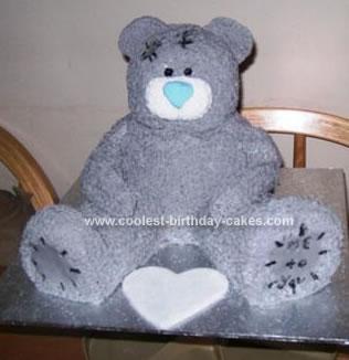 coolest teddy bear cake 31 49596 jpg