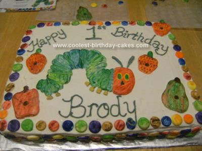 Batman Birthday Cake on The Very Hungry Caterpillar This Is Your Index Html Page