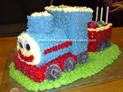 Thomas Birthday Cake on Pin Coolest Thomas The Train Birthday Cake Design 185 Cake On
