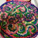 Tie Dye Birthday Cakes